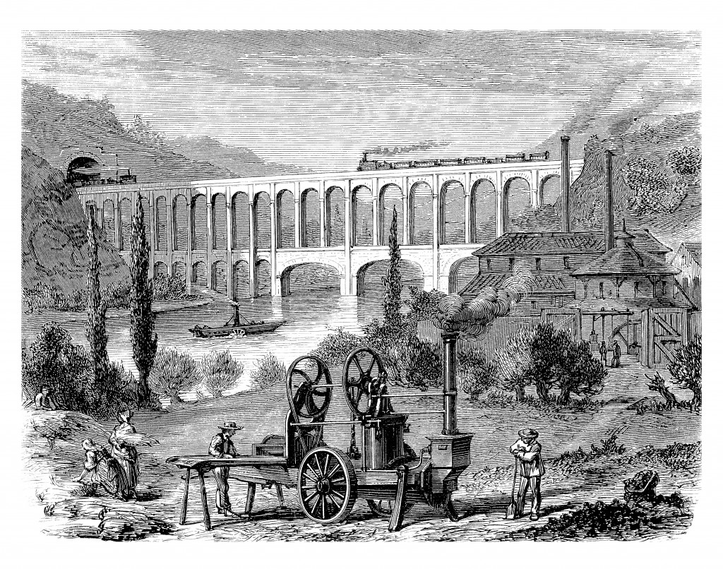 Steam Technology - 19th century