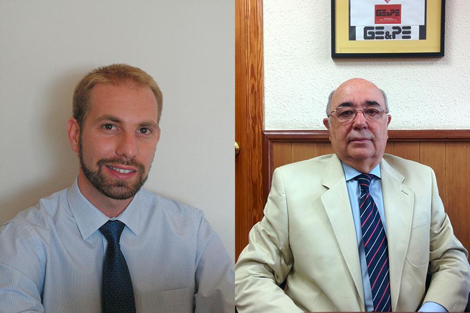 Sergio Jarana y Jorge Loring